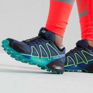 a3911d2c09c Salomon Shoes - Salomon Speedcross 4 Trail Running Shoe women s 8